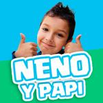 Neno y papi youtubers cantabria logo