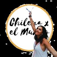 Logo chilen por el mundo
